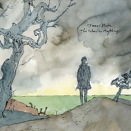 James Blake - The Colour in Anything [日本盤CD]
