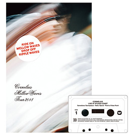 CORNELIUS - Mellow Waves Tour 2018 CASSETTE BOOK