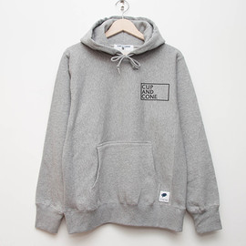 cup and cone - Cup of Spring Hoodie - Grey