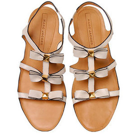 MARC JACOBS - Bow Gladiator Sandals