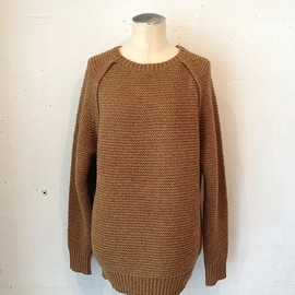 RHRB - LOW GAUGE KNIT Pullover
