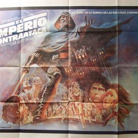 THE EMPIRE STRIKES BACK (Argentina)