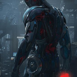 MARVEL - AVENGERS AGE OF ULTRON ULTRON POSTER