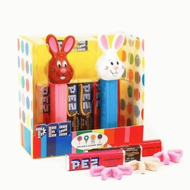 Pez - Signature Chocolate and Vanilla the Bunny Pez Set