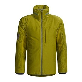 Arc'teryx - Atlas SV Jacket Windstopper PrimaLoft 2009 Everglade