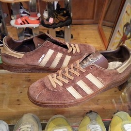 "adidas - 「<used>80's adidas MUNCHEN brown""made in JAPAN"" size:GB8/h(27cm) 16800yen」完売"