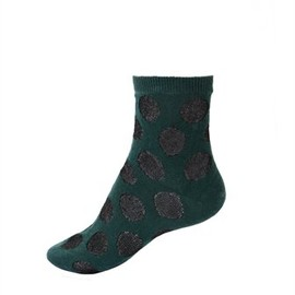 MARC JACOBS - Ankle Spot Sock