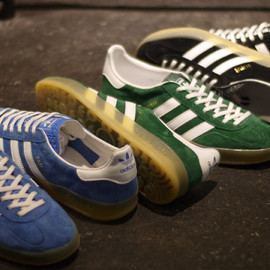 adidas -  GAZELLE INDOOR 「ARCHIVE PACK」 「LIMITED EDITION」