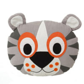 Ferm Living Kids - Tiger Cushion