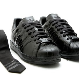 adidas - adidas Originals x David Z - Black Tie Project Superstar