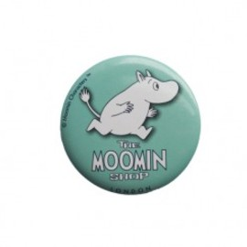 Moomin - The Moomin Shop London Badge