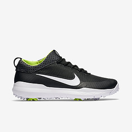 Nike Golf - F1 Premier - Black/Volt/White