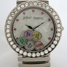 BETSEY JOHNSON - Betsey Johnson Candy Hearts Watch