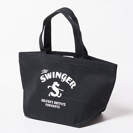 "THE SWINGER - Round Bag ""The SWINGER"" Black"