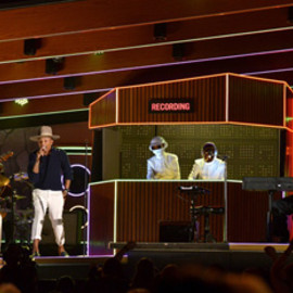 DAFT PUNK - Grammy Awards 2014