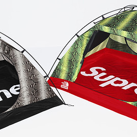 Supreme, THE NORTH FACE - Snakeskin Taped Seam Stormbreak 3 Tent