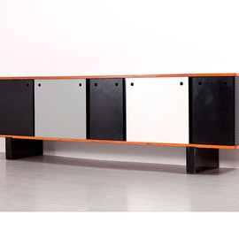 Charlotte Perriand - 5 doors cabinet