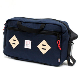 TOPO DESIGNS - Mini Mountain Bag - Navy 01