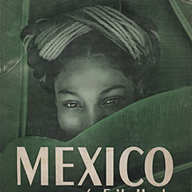 Fritz Henle - Mexico, Designed by Alexey Brodovitch, Text by Nina Sesto