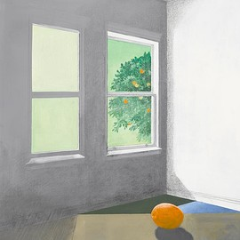 paul wonner - Oranges Inside and Out