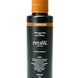 "retaW - retaW FRAGRANCE BODY CREAM ""CREOLE*""150g"