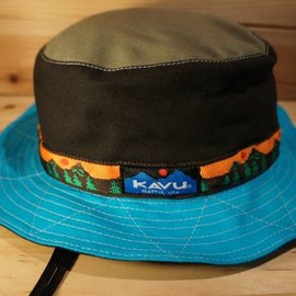 KAVU - Strap Bucket Hat/UGLY