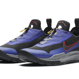 NIKE, Nike ACG - Air Zoom AO - Persian Blue/Black/Grey/University Red?