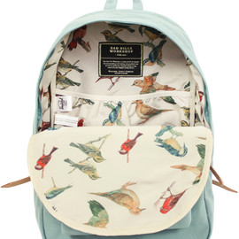 Herschel Supply ハーシェル・サプライ - Woodlands (ウッドランズ) バックパック (Sea Foam)