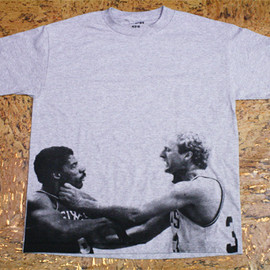 Packer Shoes - PACKER DR. J VS LARRY BIRD