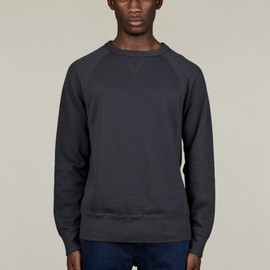 Acne - Men's Ink Cotton College Sweat