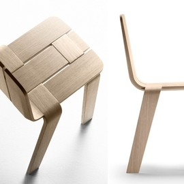 Saski Chair by Jean Louis Iratzoki