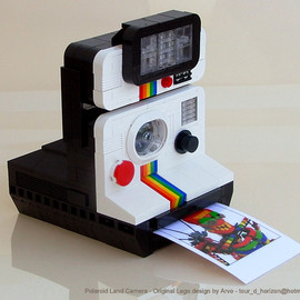 LEGO - Polaroid Land Camera 1000