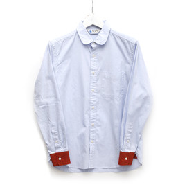 GDC - round collar ox shirt