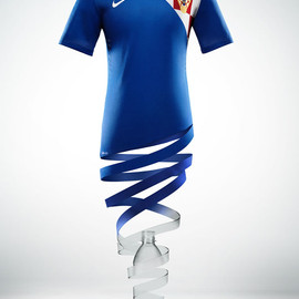 Nike - croatia away nike football shirt