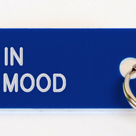 Various Keytags - NOT IN THE MOOD