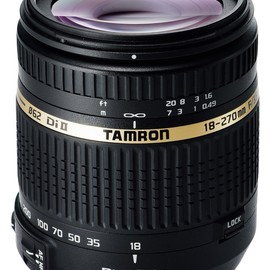 TAMRON - 高倍率ズームレンズ 18-270mm F3.5-6.3 DiII VC PZD ニコン用