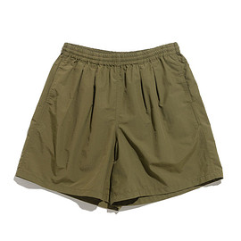 BURLAP OUTFITTER - Track Shorts-New Olive