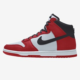"""NIKE - Dunk High By You """"Chicago"""""""