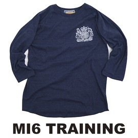 英国諜報部 - Skyfall MI6 training shirt