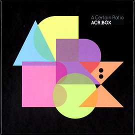 A Certain Ratio ‎ - ACR:BOX (4CD)