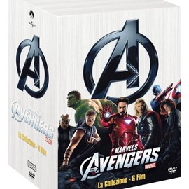 Marvel's The Avengers International Box Set