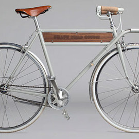 Nicholas Riddle - Shape Field Bike