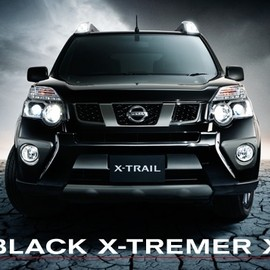 NISSAN, X-TRAIL - BLACK X-TREMER X