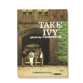 "T.Hayashida - ""TAKE IVY"", Re Issue"