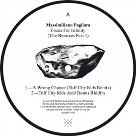 Massimiliano Pagliara - Focus For Infinity The Remixes Part 1