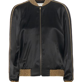 SAINT LAURENT - Resort 2016 Bomber jacket
