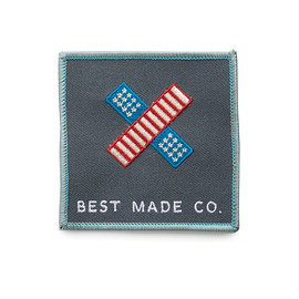 Best Made Company - USA X Badge
