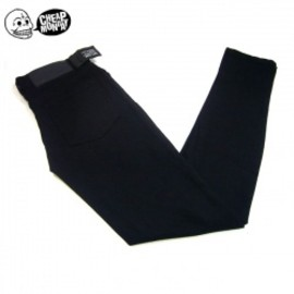 CHEAP MONDAY - ZIP LOW VERY NICE BLACK