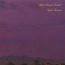 Alfred Beach Sandal - Night Bazaar (限定1000枚)