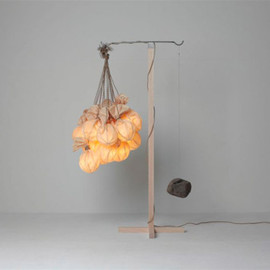 Designboom - Weblog - kyouei design: weight of the light lamp
